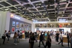 Huawei stellt den selbstentwickelten mobile Artificial Intelligence Chip vor und setzt auf kreativen Content (Foto: invidis)