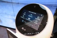 LG Roboter für Flughafen-Auskünfte (Foto: invidis)