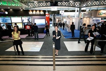 Screen Expo 2008 Impressionen