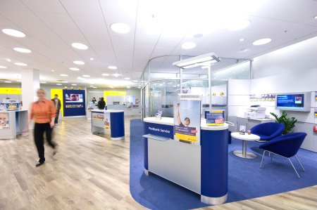 bundesweites filial tv der postbank nun offiziell invidis