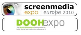 Screenmedia Expo und DOOH Expo