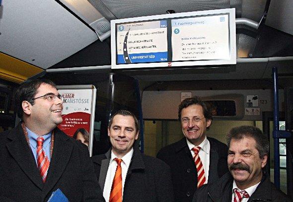 Fahrgast-TV für Ulm/Neu-Ulm