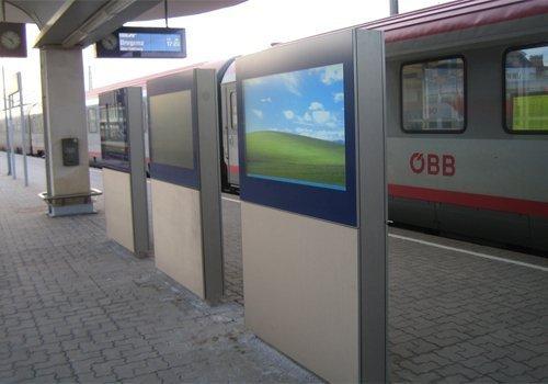 ÖBB-Wien Display