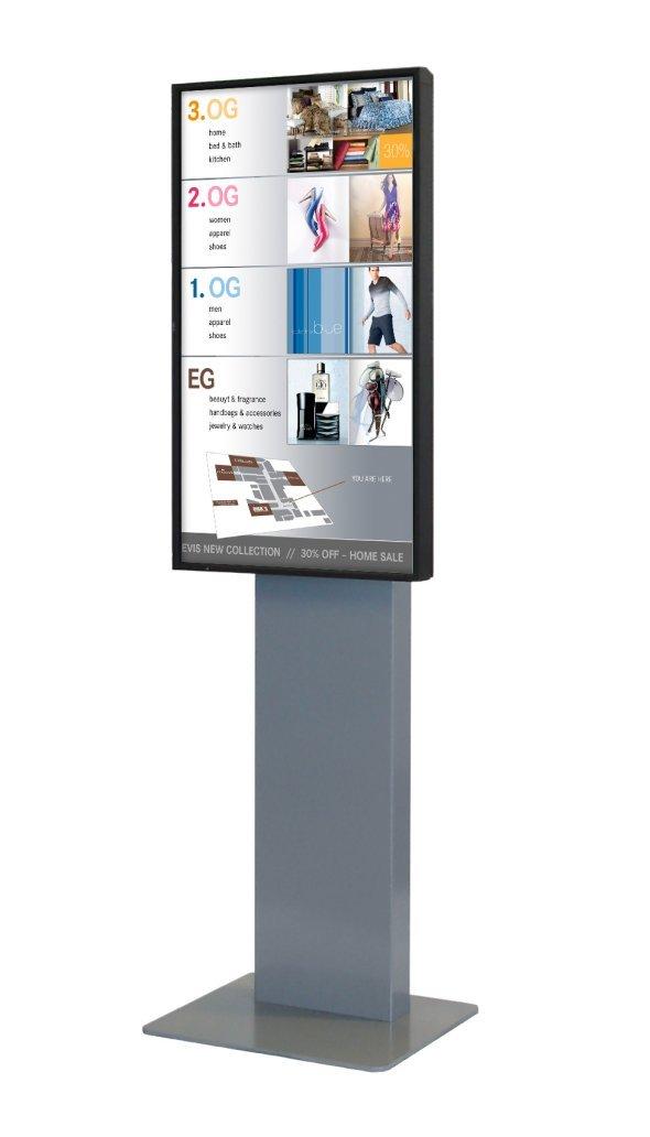 Werkstation Displaysäule No.1