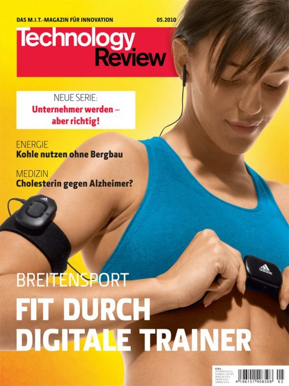 Technology Review Titel