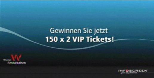 Infoscreen Wien mit erster Bluetooth Kampagne