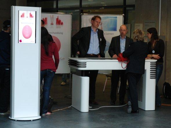 Multisensuale Lösungen für Handelsunternehmen von TU München und Sovato