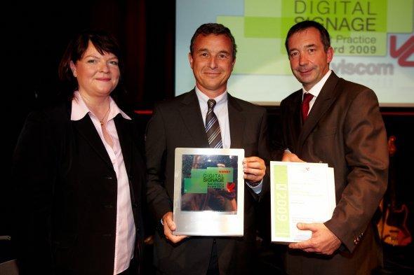 Best Practice Award 2009 Vis-a-pix