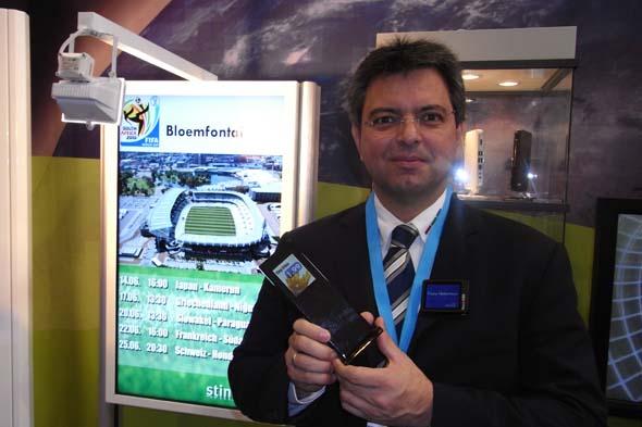 Digital Signage Expo Essen 2010