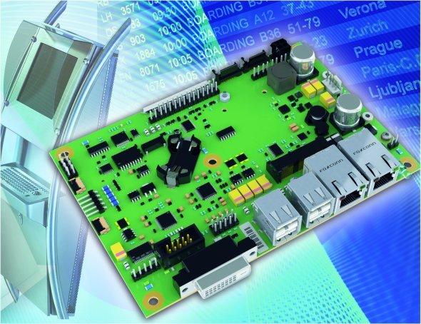 MSC-Plattform mit DVI