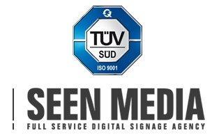 Seen Media nun ISO 9001 zertifiziert