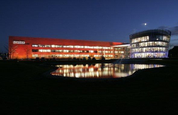 Ströer Zentrale in Köln