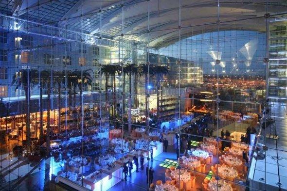 Kempinski Airport München - neuer Veranstaltungsort der OVAB Europe Digital Signage Konferenz