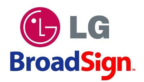 LG und Broadsign setzen auf schlüsselfertige Digital Signage Lösungen