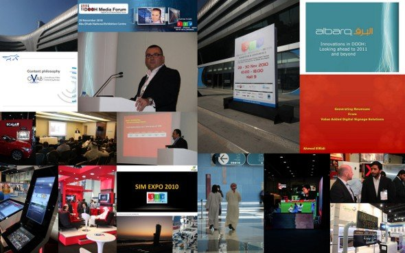 2010 SIM Expo & DooH Media Forum Slideshow