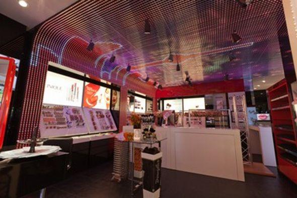 LED-Vorhänge für den Innenbereich