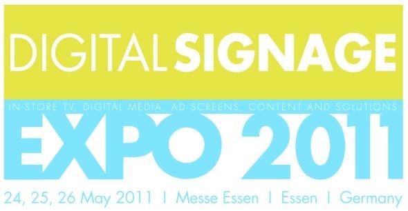 Digital Sigange Expo 2011