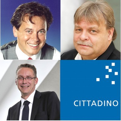 Neues Team bei Cittadino: Ulrich Kemp und Stefan Tiefenthal ergänzen Franz-Josef Medam
