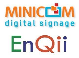 Fusion Minicom DS und Enqii