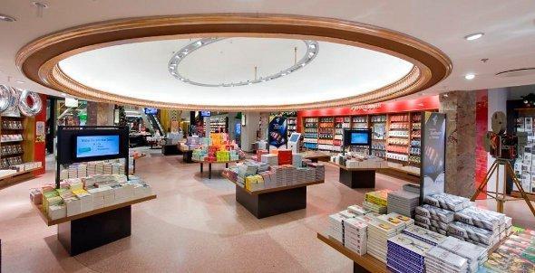 Thalia Metropol Bonn - Retail in Art Deco (Foto: Thalia)