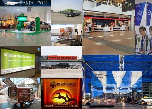 Jetzt abstimmen für Airport Media Award Juli 2011
