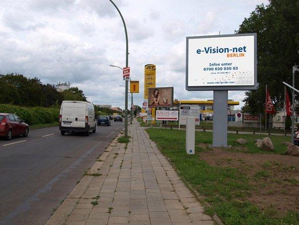 Bewegtbild am Straßenrand - NDA fordert WallDecaux heraus (Foto: NDA)