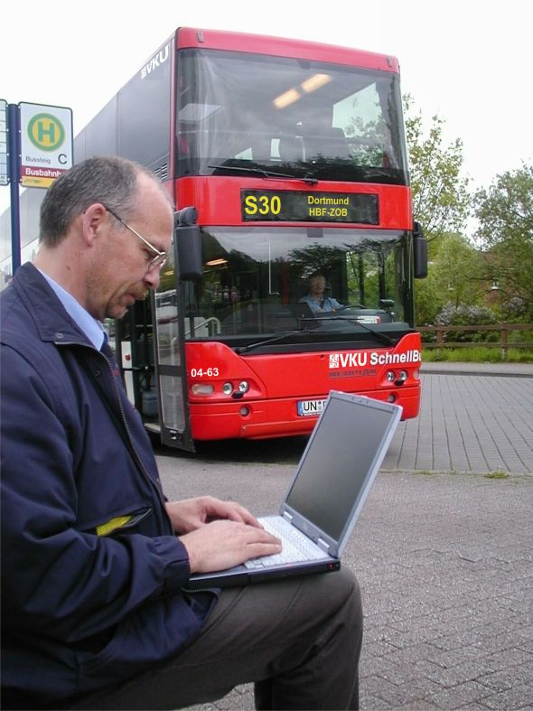 WLAN in Bussen