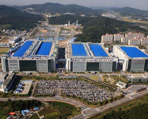 S-LCD Fab in Korea von Samsung und Sony