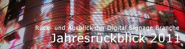invidis Jahresrückblick 2011