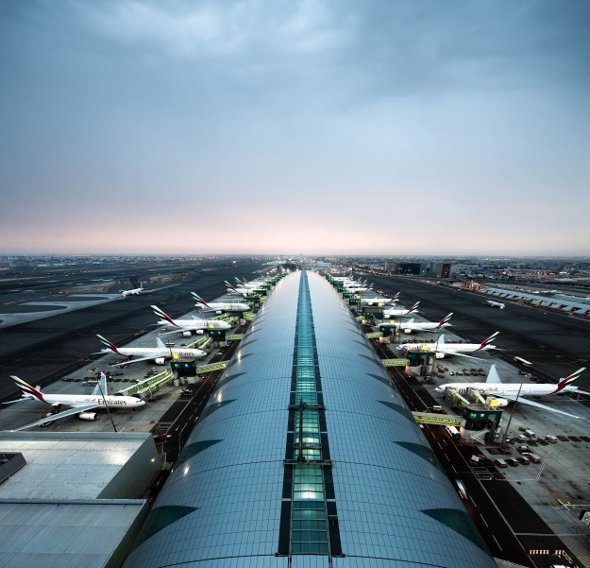 Dubai Airports is tendering advertising rights for Concourse 3