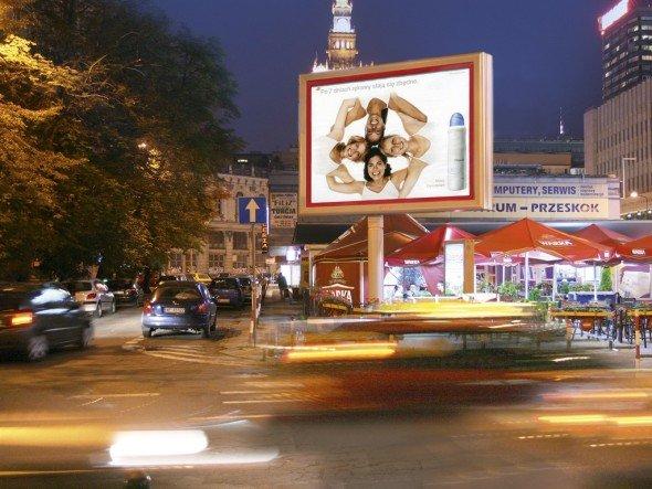 ise 2012 neue led poster l sungen von barco invidis. Black Bedroom Furniture Sets. Home Design Ideas