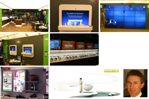 Grassfish im invidis Lounge Gespräch zu Trends im Retail 2012