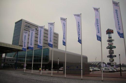 ISE 2012 - Digital Signage Conference