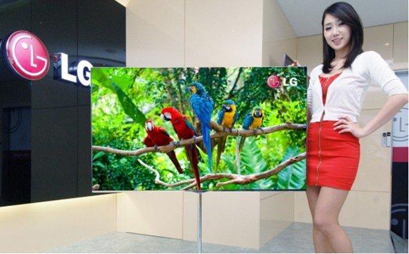 Nie mehr unscharf: der neue OLED-TV