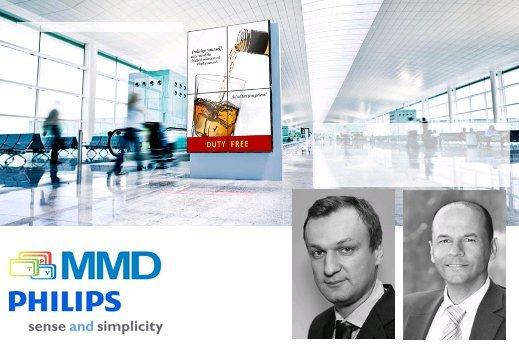 MMD Philips verstärkt Deutschland-Team
