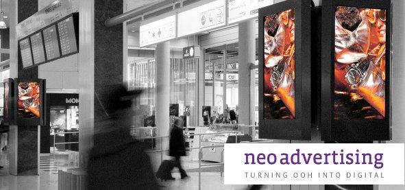 Neo Advertising Schweiz mit Rekordergebnis 2011