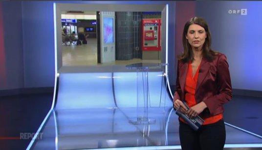 ORF Report zur Akzeptanz von Digilights Fahndungsaufrufe