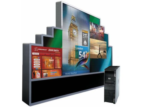 Mit HP-Hardware im Paket: Christies Software JumpStart wird auf der ISE eingeführt