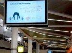 BILD Kampagne am Berliner Flughafen Tegel