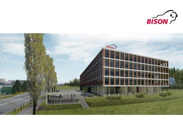Kauf von Maxess in Kaiserslautern -Schweizer Bison-Zentrale (Foto: Bison)