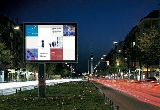 Cittadino: Die Zeit des Plakatklebens ist vorbei