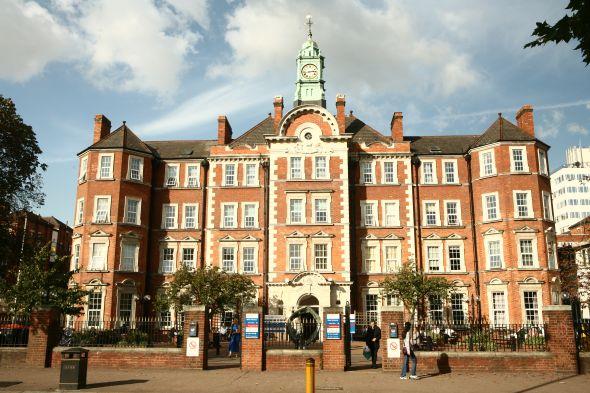 Hammersmith Hospital: eines der teilnehmenden 17 Krankenhäuser