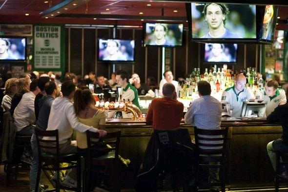 Die Sports Bar-Kette O'Leary setzt auf Harris