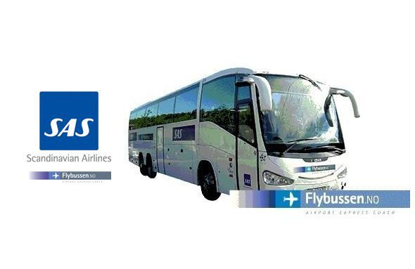 Mermaid installs and operates passenger digital signage system on SAS Flybussen