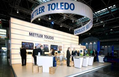 MettlerToledo auf der EuroCIS 2012