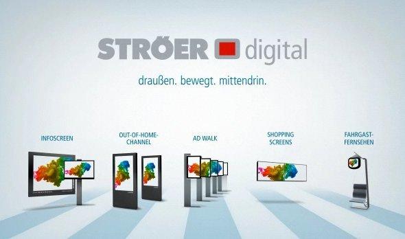 """Ströer Digital """"Mehr ist Mehr"""" Kampagne"""