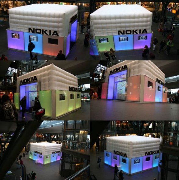 Nokia Lumia Kampagne