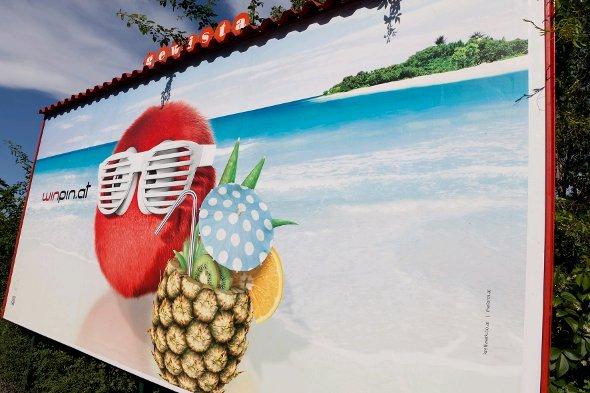 Winpin 2012: Analog zu 2011 setzt Österreichs Markenartikler wieder auf Außenwerbung