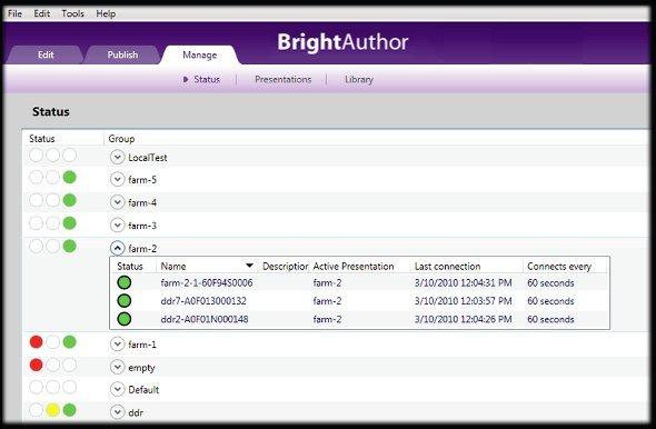 """BrightSigns """"Network Enterprise Edition"""" für Verwaltung und Überwachung des Netzwerks"""