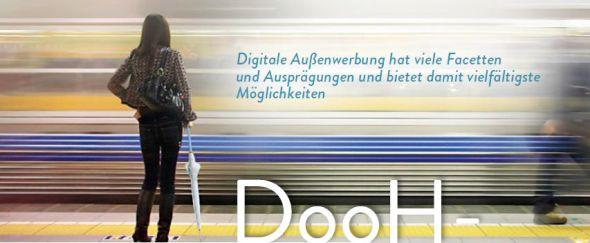 Digitale Außenwerbung hat viele Facetten und Ausprägungen und bietet damit vielfältigste Möglichkeiten
